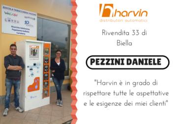 distributore automatico sigarette touch screen harvin ISLUX M6 prezzi biella