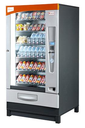 distributore automatico usato