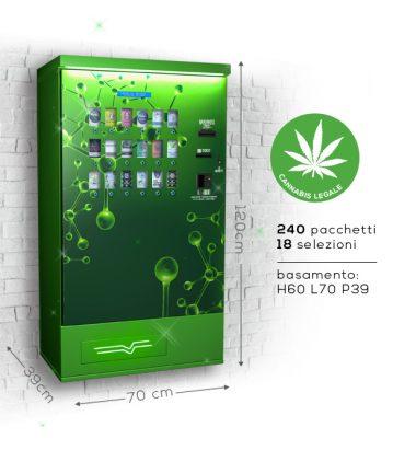 distributore automatico cannabis light