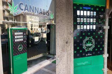 distributori automatici cannabis