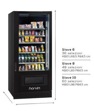 moduli slave refrigerati